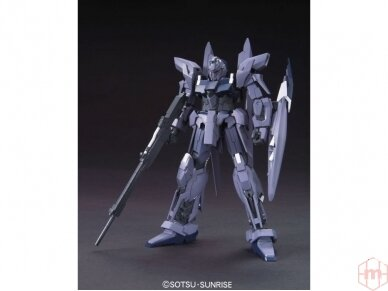 Bandai - HGUC Gundam Unicorn MSN-001A1 Delta Plus, Mastelis: 1/144, 64265 3