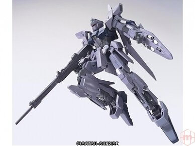 Bandai - HGUC Gundam Unicorn MSN-001A1 Delta Plus, Mastelis: 1/144, 64265 4
