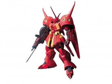 Bandai - HGUC Gundam ZZ AMX-104 R-JARJA, Scale: 1/144, 55716 3