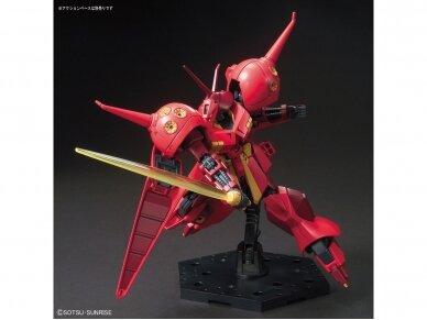 Bandai - HGUC Gundam ZZ AMX-104 R-JARJA, Scale: 1/144, 55716 6