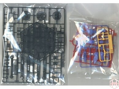 Bandai - HGUC Moon Gundam, Scale: 1/144, 55332 10