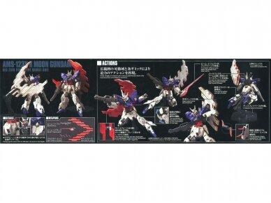 Bandai - HGUC Moon Gundam, Mastelis: 1/144, 55332 7