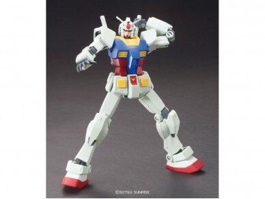 Bandai - HGUC RX-78-2 Gundam, Mastelis: 1/144, 96716 5