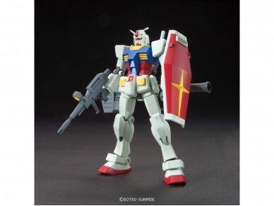 Bandai - HGUC RX-78-2 Gundam, Mastelis: 1/144, 96716 2