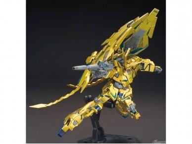 Bandai - HGUC Unicorn Gundam 03 Phenex, Mastelis: 1/144, 55342 4