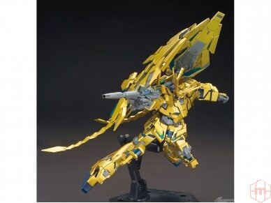 Bandai - HGUC Unicorn Gundam 03 Phenex, Scale: 1/144, 55342 4