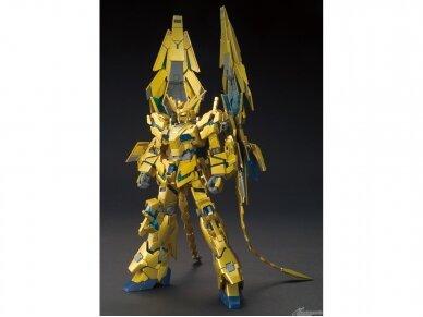 Bandai - HGUC Unicorn Gundam 03 Phenex, Mastelis: 1/144, 55342 5