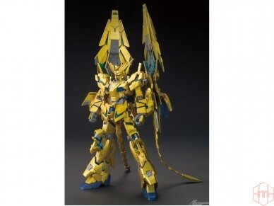 Bandai - HGUC Unicorn Gundam 03 Phenex, Scale: 1/144, 55342 5