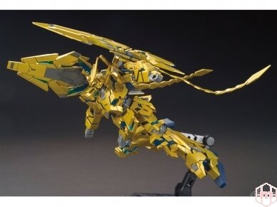 Bandai - HGUC Unicorn Gundam 03 Phenex, Mastelis: 1/144, 55342 2