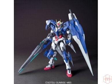 Bandai - MG 00 Gundam Seven Sword/G, Mastelis: 1/100, 71075 3
