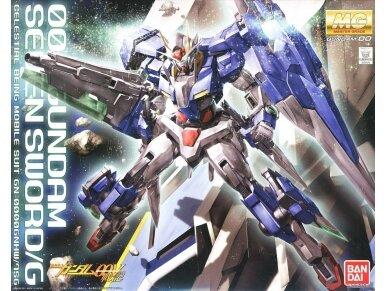 Bandai - MG 00 Gundam Seven Sword/G, Mastelis: 1/100, 71075