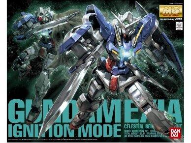 Bandai - MG Gundam Exia Ignition Mode, Scale: 1/100, 61015