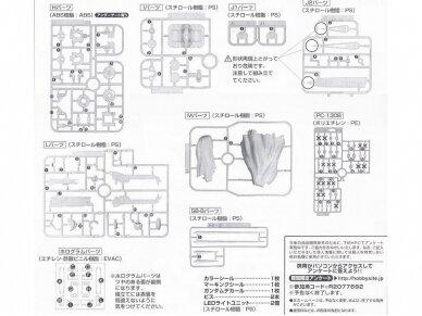 Bandai - MG Gundam Exia Ignition Mode, Scale: 1/100, 61015 8