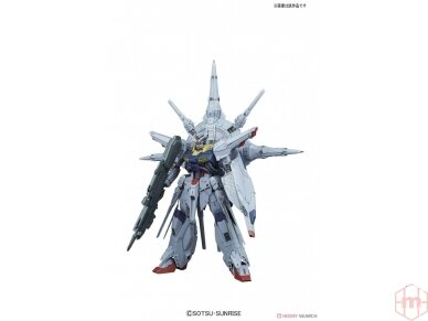 Bandai - MG Providence Gundam G.U.N.D.A.M Premium Edition, Scale: 1/100, 17166 2