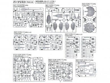 Bandai - MG Providence Gundam G.U.N.D.A.M Premium Edition, Scale: 1/100, 17166 15