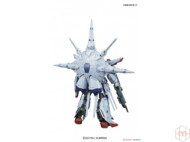 Bandai - MG Providence Gundam G.U.N.D.A.M Premium Edition, Scale: 1/100, 17166 3