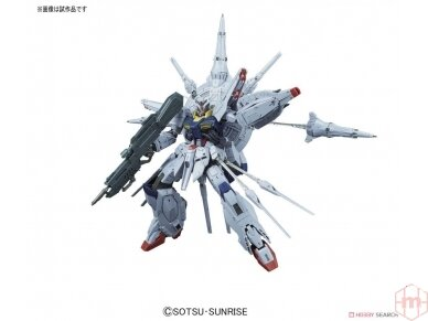 Bandai - MG Providence Gundam G.U.N.D.A.M Premium Edition, Scale: 1/100, 17166 5
