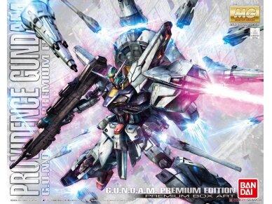 Bandai - MG Providence Gundam G.U.N.D.A.M Premium Edition, Scale: 1/100, 17166