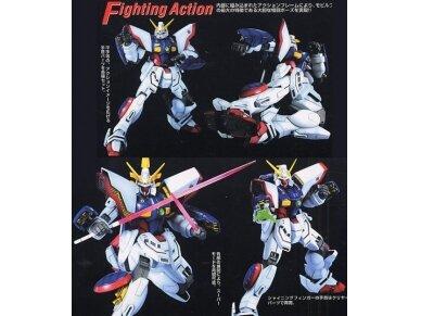 Bandai - MG Shining Gundam, Mastelis: 1/100, 10535 2