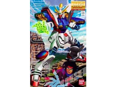 Bandai - MG Shining Gundam, Mastelis: 1/100, 10535