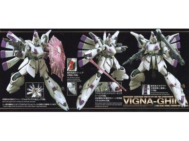 Bandai - RE/100 Vigina-Ghina, Scale: 1/100, 25768 7