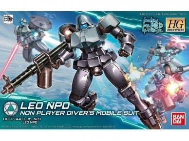 Bandai - HGBD Leo NPD, 1/144, 25758