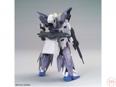 Bandai - HGBD:R Gundam Tertium, 1/144, 58918 3