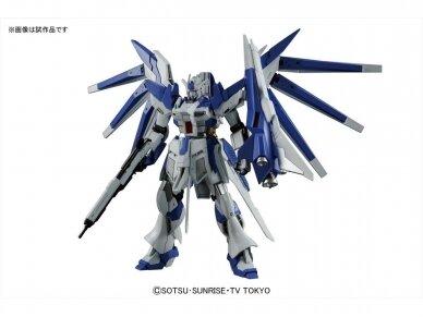 Bandai - HG Build Fighters Try Hi-v Gundam Vrabe, 1/144, 55438 2