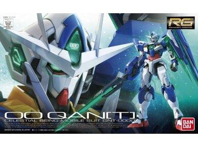 Bandai - RG GNT-0000 00 QAN[T], Mastelis: 1/144, 06312