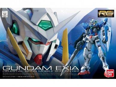 Bandai - RG Gundam Exia, Mastelis:1/144, 89481