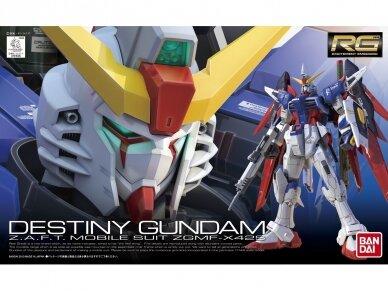 Bandai - RG Destiny Gundam, Mastelis:1/144, 81595