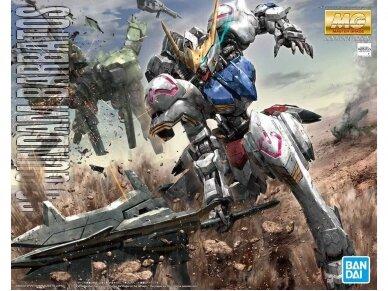 Bandai - MG Iron-Blooded Orphans ASW-G-08 Gundam Barbatos, 1/100, 58222