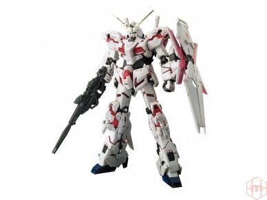Bandai - RG Unicorn Gundam, Mastelis: 1/144, 16741 2