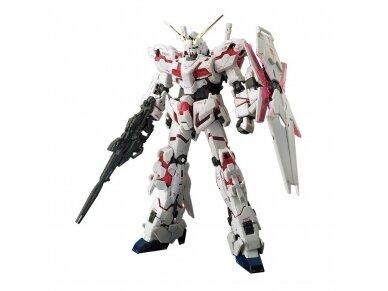 Bandai - RG Unicorn Gundam, Scale: 1/144, 16741 2