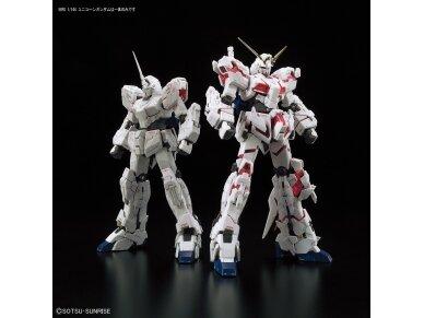 Bandai - RG Unicorn Gundam, Mastelis: 1/144, 16741 13