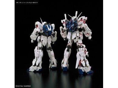 Bandai - RG Unicorn Gundam, Mastelis: 1/144, 16741 14