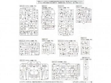 Bandai - RG Unicorn Gundam, Mastelis: 1/144, 16741 18