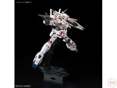 Bandai - RG Unicorn Gundam, Mastelis: 1/144, 16741 4