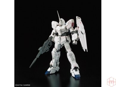 Bandai - RG Unicorn Gundam, Mastelis: 1/144, 16741 5