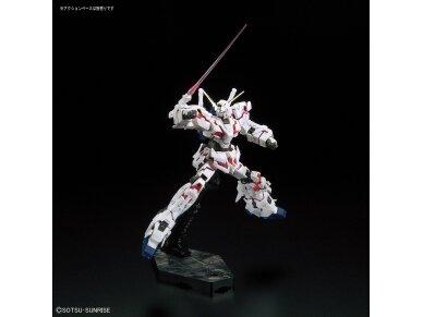 Bandai - RG Unicorn Gundam, Mastelis: 1/144, 16741 9