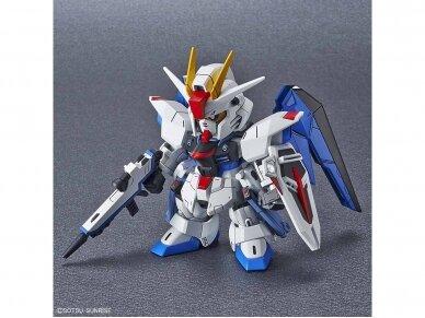 Bandai - SD Gundam Cross Silhouette Freedom Gundam, 56752 3