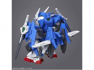 Bandai - SD Gundam Cross Silhouette Gundam 00 Diver Ace, 55343 3