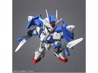 Bandai - SD Gundam Cross Silhouette Gundam 00 Diver Ace, 55343 4
