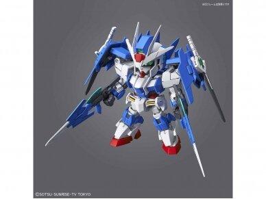 Bandai - SD Gundam Cross Silhouette Gundam 00 Diver Ace, 55343 7
