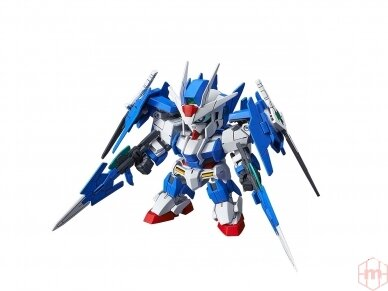 Bandai - SD Gundam Cross Silhouette Gundam 00 Diver Ace, 55343 2