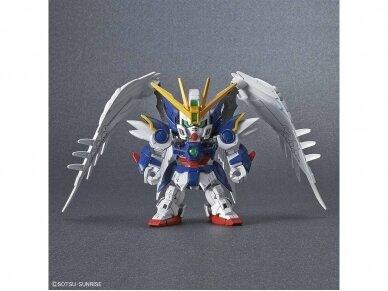 Bandai - SD Gundam Cross Silhouette Wing Gundam Zero EW, 57841 3