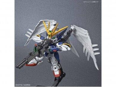 Bandai - SD Gundam Cross Silhouette Wing Gundam Zero EW, 57841 5