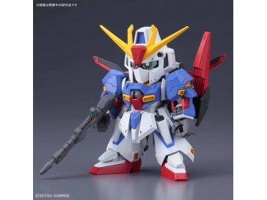 Bandai - SD Gundam Cross Silhouette Zeta Gundam, 30366 2