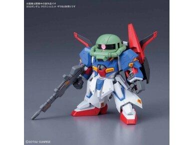 Bandai - SD Gundam Cross Silhouette Zeta Gundam, 30366 6