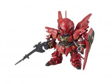 Bandai - SD Gundam Ex-Standard MSN-06S Sinanju, 55616 3
